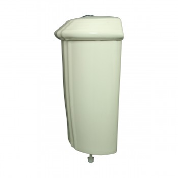 <PRE>Toilet Part Bone Dual-Flush Top Flush Toilet Tank Only </PRE>zoom5