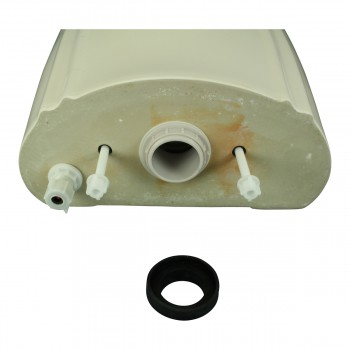 <PRE>Toilet Part Bone Dual-Flush Top Flush Toilet Tank Only </PRE>zoom7
