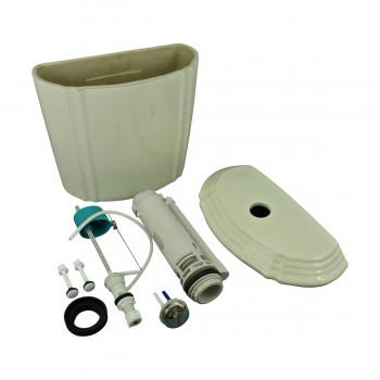 <PRE>Toilet Part Bone Dual-Flush Top Flush Toilet Tank Only </PRE>zoom8