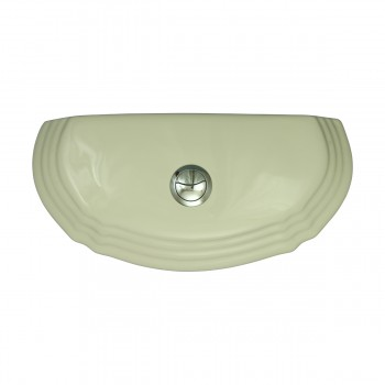 <PRE>Toilet Part Bone Dual-Flush Top Flush Toilet Tank Only </PRE>zoom10