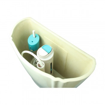 <PRE>Toilet Part Bone Dual-Flush Top Flush Toilet Tank Only </PRE>zoom11