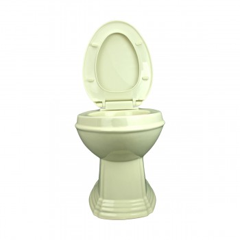 <PRE>Toilet Part Bone Sheffield 19inch Elongate Toilet Bowl Only </PRE>zoom4