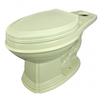 <PRE>Toilet Part Bone Sheffield 19inch Elongate Toilet Bowl Only </PRE>zoom5