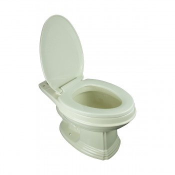 <PRE>Toilet Part Bone Sheffield 19inch Elongate Toilet Bowl Only </PRE>zoom6