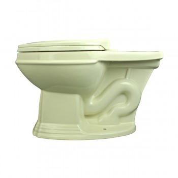 <PRE>Toilet Part Bone Sheffield 19inch Elongate Toilet Bowl Only </PRE>zoom7
