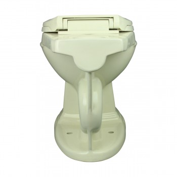 <PRE>Toilet Part Bone Sheffield 19inch Elongate Toilet Bowl Only </PRE>zoom9
