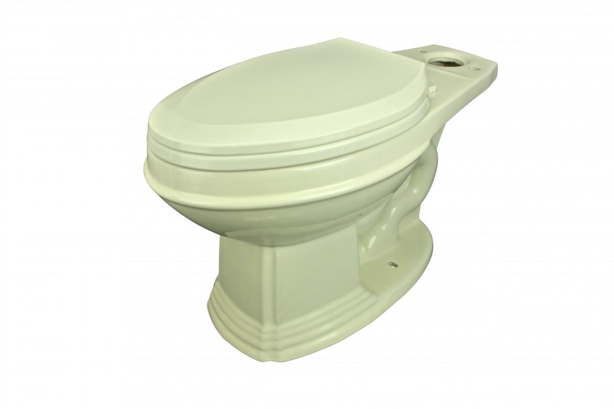 Toilet Part Bone Sheffield 19 Quot Elongate Toilet Bowl Only