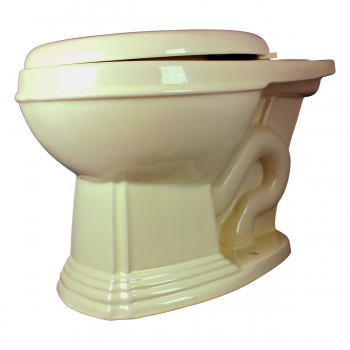<PRE>Toilet Part Bone Sheffield Round Toilet Bowl Only for 13753 </PRE>zoom5