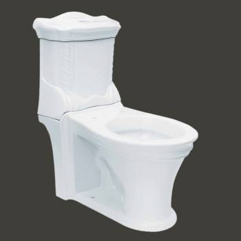 "<PRE>Child's White Ceramic Elongated Toilet inchMystic"" </PRE>zoom2"
