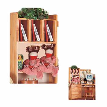 <PRE>Desktop Shelf Unit Honey Pine Solid Wood </PRE>zoom1