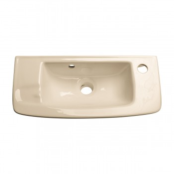 <PRE>Small Wall Mount Vessel Sink Grade A Vitreous China Scratch and Stain Resistant</PRE>zoom3