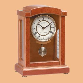 <PRE>Clocks Walnut Wooden Parisian Pedulum Clock </PRE>zoom2