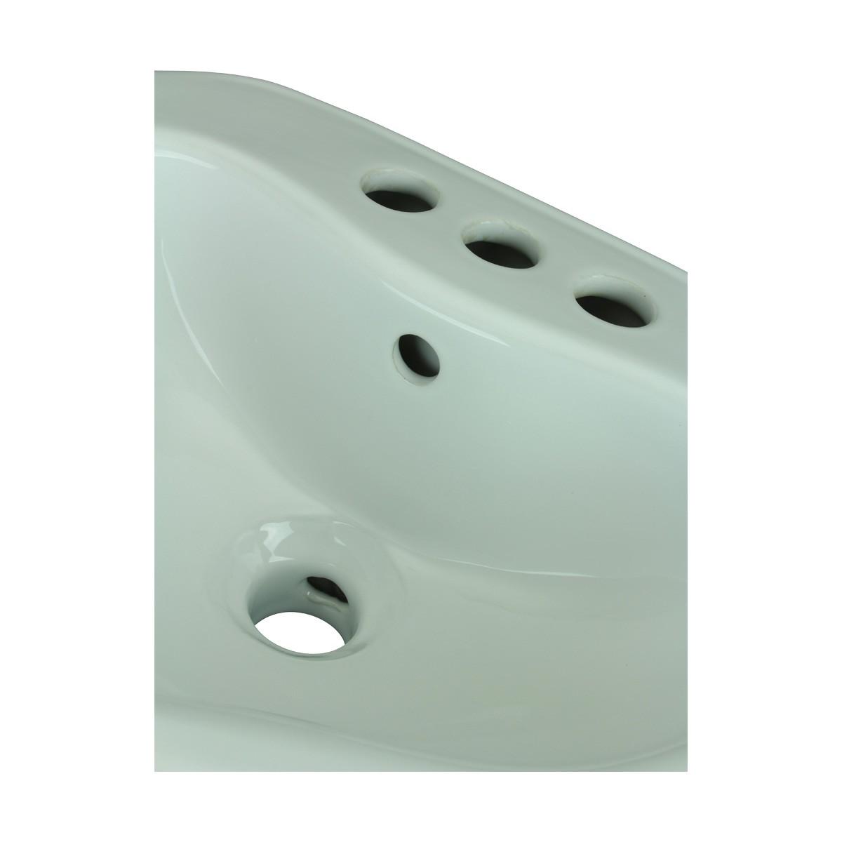Renovators Supply Childrens Bathroom Pedestal Sink White Porcelain Sweethear Child Sink Childrens Sink ChildSize Sink