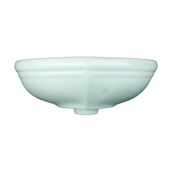 <PRE>Children's Bathroom Pedestal Sink White China Sweetheart </PRE>zoom4
