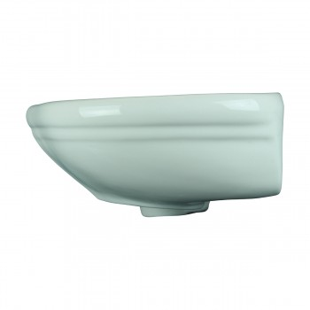 <PRE>Children's Bathroom Pedestal Sink White China Sweetheart </PRE>zoom6