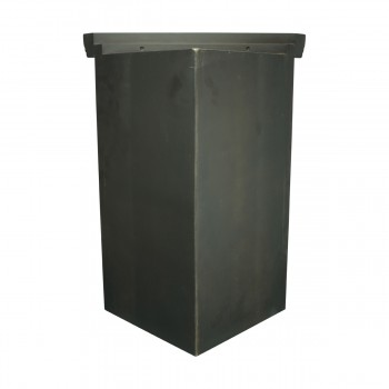 <PRE>Renovator's Supply Dark Oak Wall Mount Medicine Cabinet Corner With Mirror</PRE>zoom7