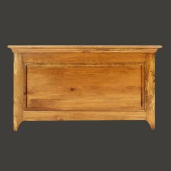 <PRE>Footboard Honey Pine Twin Footboard 45.5&quot;W </PRE>