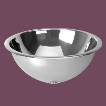 <PRE>Stainless Steel Vessel Sink Double Wall Drain Incl </PRE>