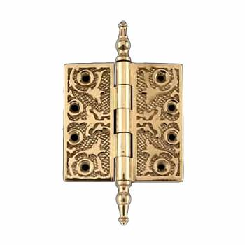 Brass Door Hinge 4 x 4