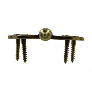 <PRE>Solid Brass Cabinet Hinge Vintage Temple Tip 7/16H X 2W </PRE>zoom8