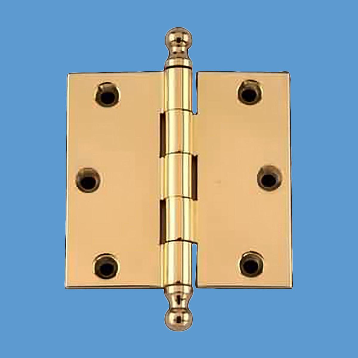 u003cPREu003eDoor Cabinet Hinge 3inch x 3  Square Solid Brass Ball Tip ...  sc 1 st  Renovatoru0027s Supply & Door Cabinet Hinge 3