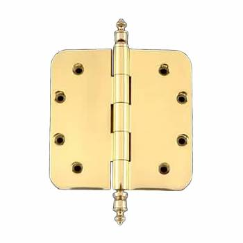 Solid Brass Door Hinge 5