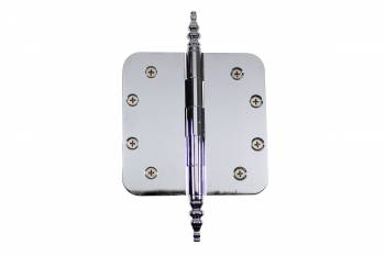 Chrome Door Hinge 5