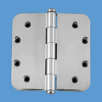 Door Hinges - 5inx5in Radius by the Renovator's Supply