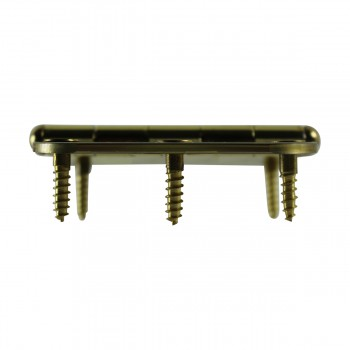 <PRE>Bright Solid Brass Cabinet Hinge 3inch x 3&quot; Button Tip </PRE>zoom7