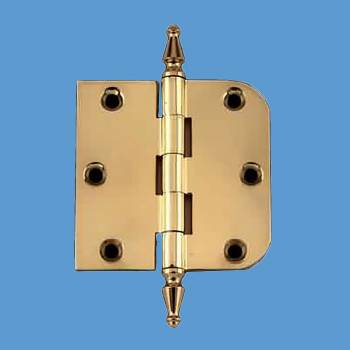 <PRE>Bright Solid Brass Cabinet Hinge 3inch x 3&quot; Spire Tip </PRE>zoom2