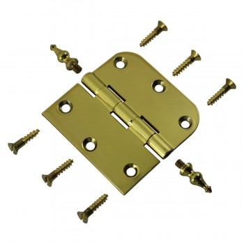 <PRE>Bright Solid Brass Cabinet Hinge 3inch x 3&quot; Urn Tip </PRE>zoom9