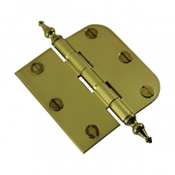 <PRE>Bright Solid Brass Cabinet Hinge 3inch x 3&quot; Temple Tip </PRE>zoom4