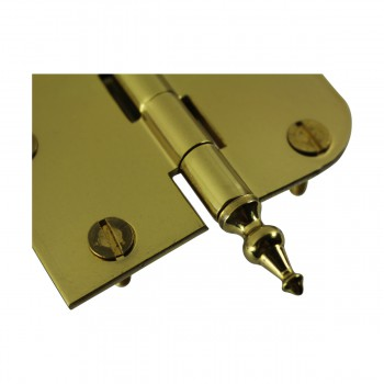 <PRE>Bright Solid Brass Cabinet Hinge 3inch x 3&quot; Temple Tip </PRE>zoom5