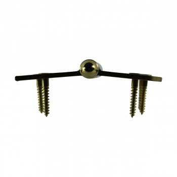 <PRE>Bright Solid Brass Door Hinge 4inch Helmet Tip </PRE>zoom7