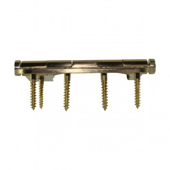 <PRE>Bright Solid Brass Door Hinge 4inch Coin Tip </PRE>zoom9
