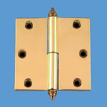 <PRE>Door Cabinet Hinge Lift Off Left 3inch Solid Brass Decor Tip </PRE>zoom2