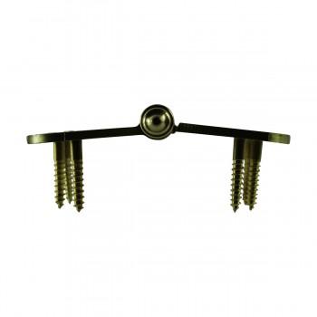 <PRE>Brass Lift Off Left Door Hinge 4inch Radius Urn Tip </PRE>zoom10