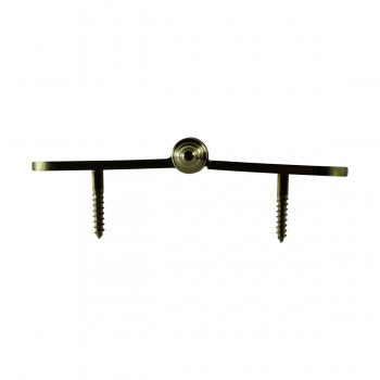 <PRE>Brass Lift Off Left Door Hinge 5inch Radius Decor Tip </PRE>zoom8