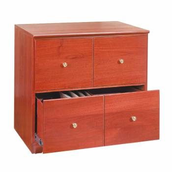 Shaker Cherry Hardwood File Cabinet149920grid