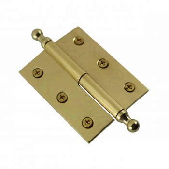 "<PRE>Bright Solid Brass 2inchx2.5"" Square LOR Hinge 97173/92143</PRE>zoom4"