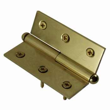 <PRE>Lift Off Right Brass Cabinet Hinge 2inch x 2.5&quot; Button Tip </PRE>zoom3
