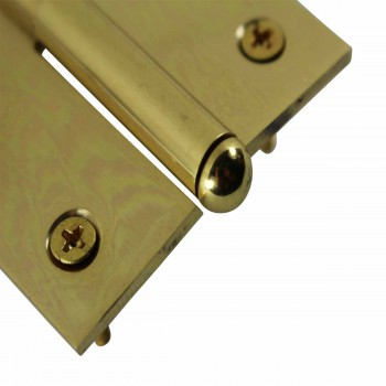 <PRE>Lift Off Right Brass Cabinet Hinge 2inch x 2.5&quot; Button Tip </PRE>zoom6