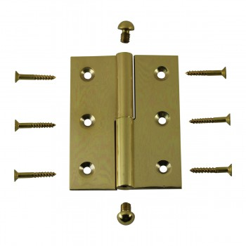 <PRE>Lift Off Right Brass Cabinet Hinge 2inch x 2.5&quot; Button Tip </PRE>zoom8