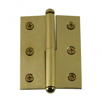 <PRE>Lift Off Right Brass Cabinet Hinge 2inch x 2.5&quot; Button Tip </PRE>zoom9