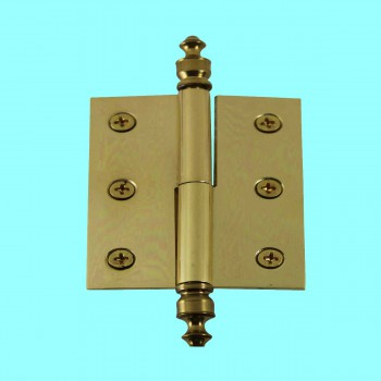 Door Hinges - 2inx2.5in Square LOR by the Renovator's Supply