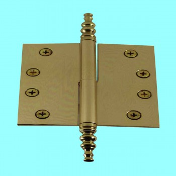 Door Hinges - 4inx4in Square LOR by the Renovator's Supply