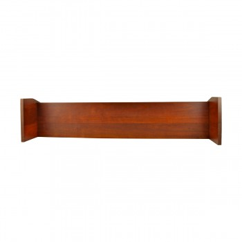 <PRE>Computer Desk Shelf Cherry Stain Hardwood 44inchW </PRE>zoom7
