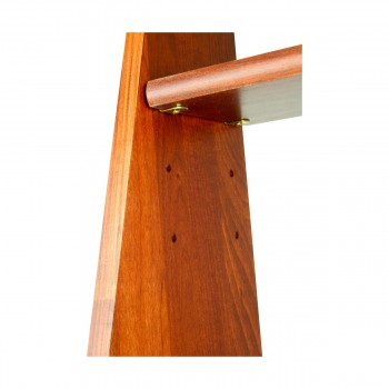 <PRE>Computer Desk Shelf Cherry Stain Hardwood 44inchW </PRE>zoom8