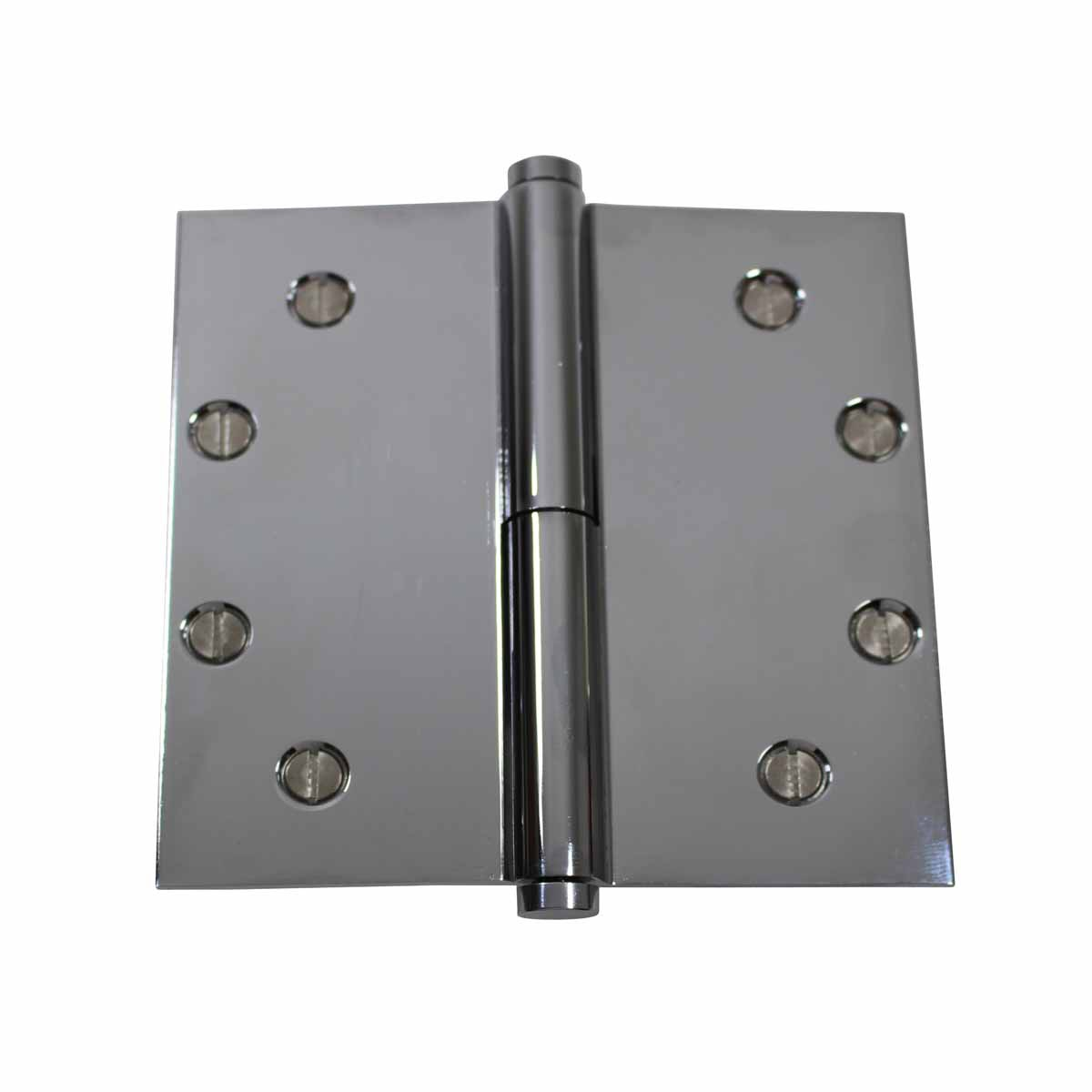 Lift Off Right Chrome Brass Door Hinge Coin Tip  sc 1 th 225 : chrome door hinges - pezcame.com