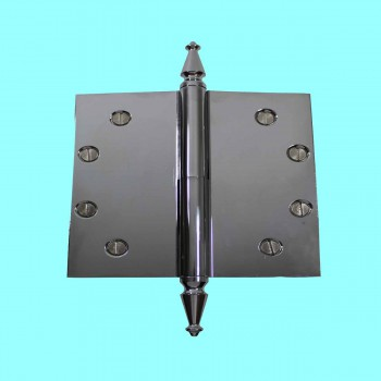 Door Hinges - 5inx5in Square LOR by the Renovator's Supply